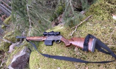 Langwaffen aus Österreich - Jagdgewehr
